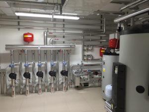 termoimpianti - centrale termica abitazione - Vicenza