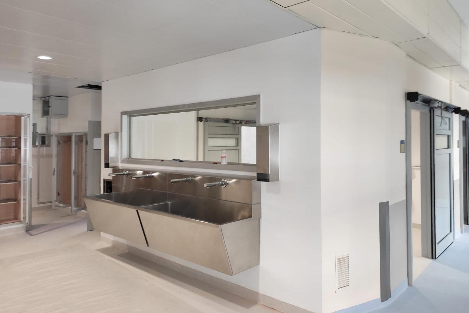 termoidraulica sanitaria - impianti climatizzazione ospedali cliniche vicenza